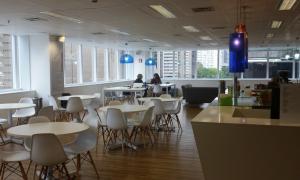 [Fora do Home Office] Trabalhando no Coworking da FIAP