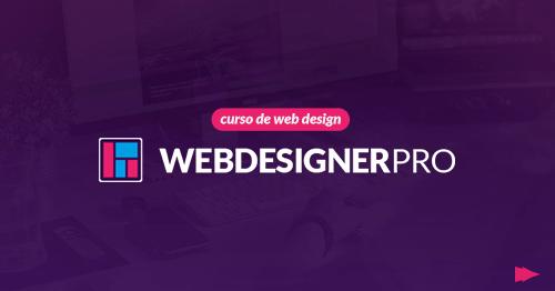 web-designer-pro curso de web design