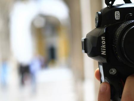 Minha história na fotografia freelance
