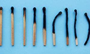 Série Burnout: uma receita de esgotamento